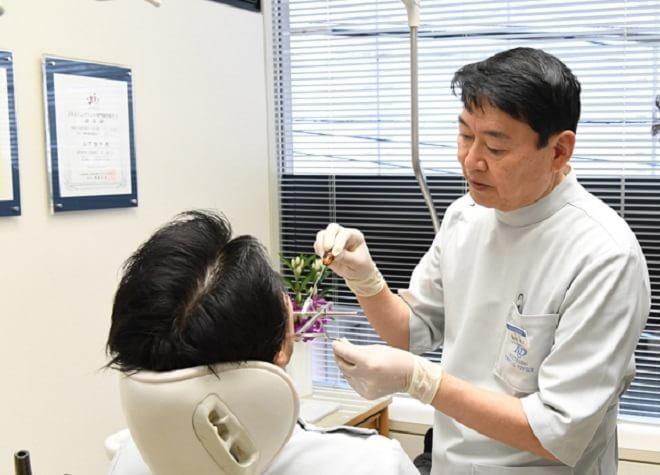 虫歯治療の取り組み!治療後の見た目に配慮している