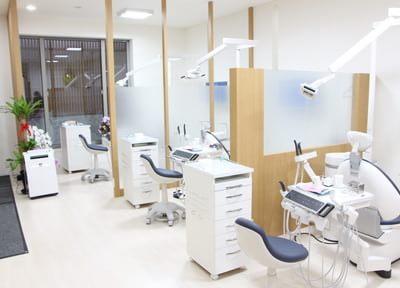 二条城前駅 2番出口徒歩 5分 おおうち歯科クリニックの院内写真4