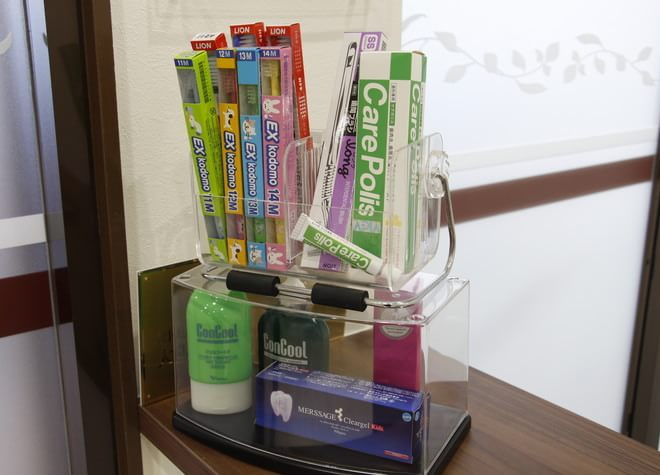 駒川中野駅 1番出口徒歩 1分 いまい歯科の院内写真3