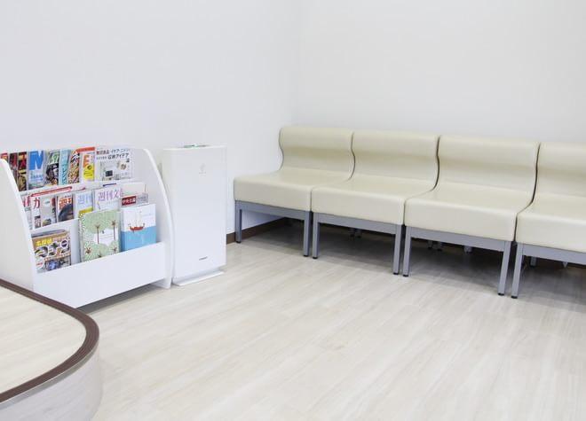 駒川中野駅 1番出口徒歩 1分 いまい歯科の院内写真6