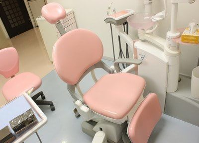 中込駅 出口徒歩 15分 大塚歯科クリニックの大塚歯科クリニックの診療台写真5