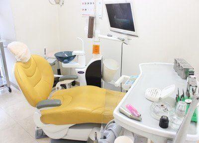 亀戸駅南口 徒歩6分 まつしろ歯科クリニックの院内写真3