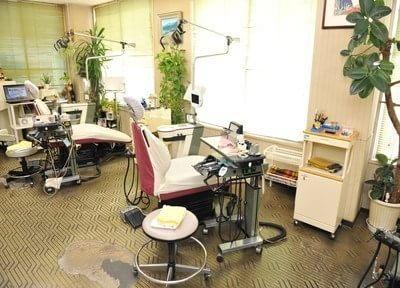 中山駅(神奈川県) 南口徒歩 1分 めぐみ歯科医院の院内写真2