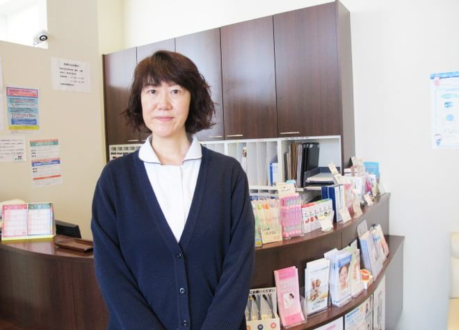 駒形駅 車16分 前橋みなみ歯科のスタッフ写真5