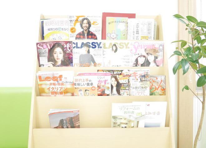 守山駅 出口バス6分 せの歯科医院の院内写真4