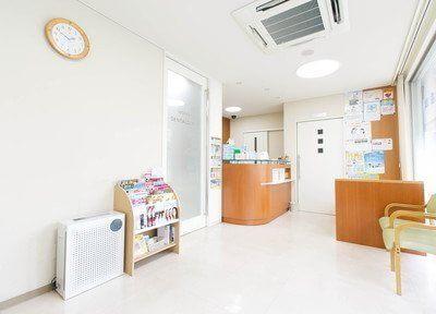 丹波口駅 出口徒歩 15分 本多歯科医院の待合室写真1