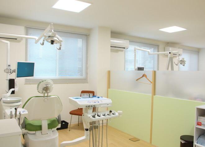 法界院駅 出入口徒歩 12分 かすやま歯科クリニックの治療台写真2