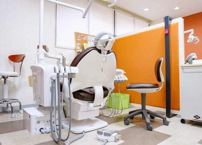 二日市駅 出口徒歩3分 むらさき歯科の院内写真4