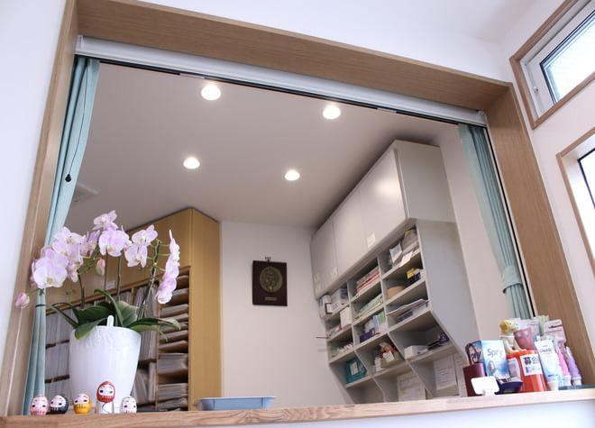 出町柳駅 出口車 10分 佐藤歯科医院の院内写真2
