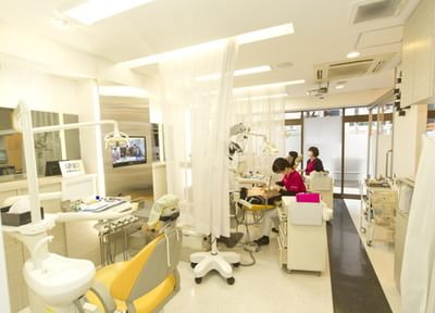 日暮里駅 東口徒歩 1分 清水歯科クリニック 日暮里の写真2