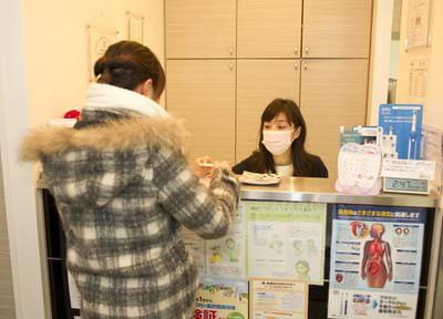 日暮里駅 東口徒歩 1分 清水歯科クリニック 日暮里のスタッフ写真7