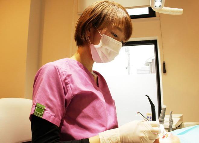 小針駅 出口徒歩 9分 まつみだい歯科診療所のスタッフ写真2
