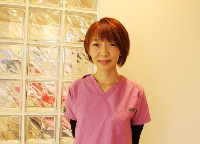 小針駅 出口徒歩 9分 まつみだい歯科診療所のスタッフ写真3