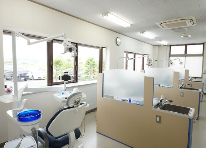 陸前山王駅 出口車 3分 ありま歯科医院の治療台写真7