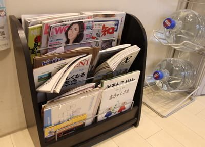 大森駅(東京都) 北口改札徒歩1分 横須賀歯科医院の院内写真3