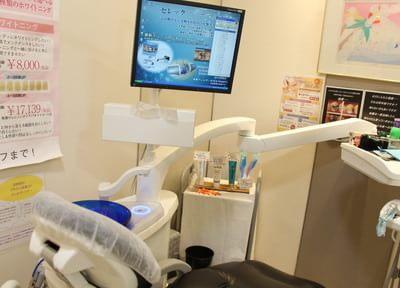 大森駅(東京都) 北口改札徒歩1分 横須賀歯科医院の院内写真6
