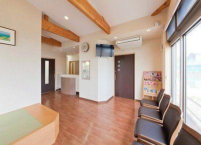 岩倉駅(愛知県) 出口車 10分 岩倉しばた歯科・矯正歯科の院内写真4