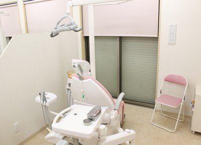 岩倉駅(愛知県) 出口車 10分 岩倉しばた歯科・矯正歯科の治療台写真2