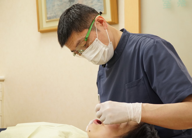 河原町駅(宮城県) 南1徒歩 7分 ちば歯科医院のスタッフ写真2