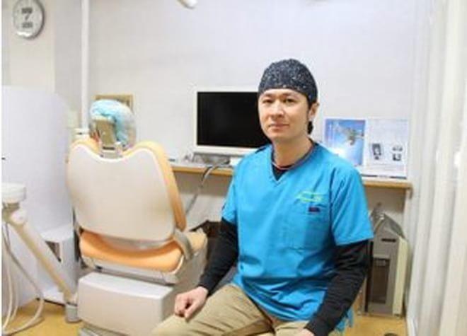 もりやま歯科 歯科医師