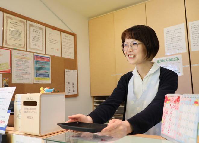 船橋駅 北口徒歩 5分 もりやま歯科のスタッフ写真5