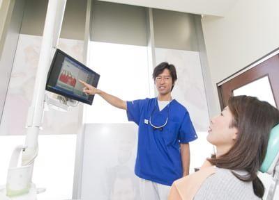 豊洲駅 5番出口徒歩7分 キャナルコート歯科クリニック キャナル東雲クリニックのスタッフ写真6