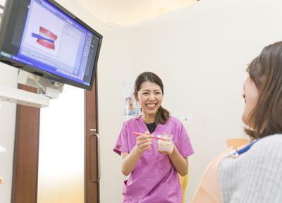 豊洲駅 5番出口徒歩7分 キャナルコート歯科クリニック キャナル東雲クリニックのスタッフ写真7