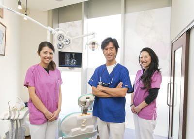 豊洲駅 5番出口徒歩7分 キャナルコート歯科クリニック キャナル東雲クリニック写真6