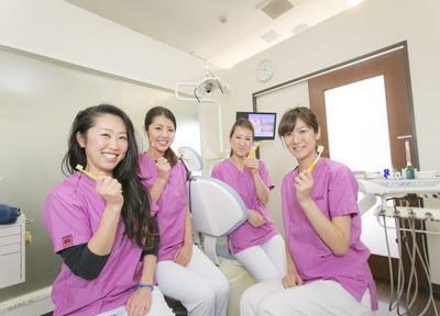 豊洲駅 5番出口徒歩7分 キャナルコート歯科クリニック キャナル東雲クリニックのスタッフ写真2