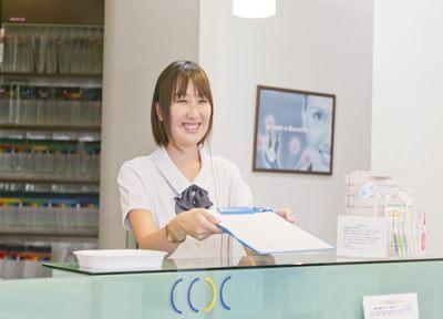 豊洲駅 5番出口徒歩7分 キャナルコート歯科クリニック キャナル東雲クリニックのスタッフ写真3