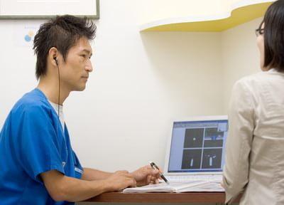 豊洲駅 5番出口徒歩7分 キャナルコート歯科クリニック キャナル東雲クリニックのスタッフ写真5