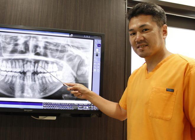 金沢駅 車14分 ほしば歯科クリニックのスタッフ写真3