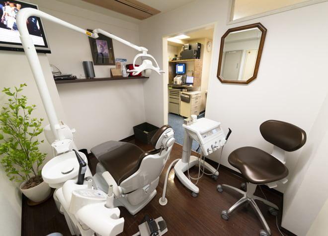 二子玉川駅 西口徒歩 8分 大熊歯科医院の治療台写真4