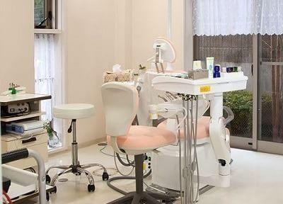 長崎バス 野田停留所 徒歩 2分 とぎつ歯科クリニックの治療台写真2