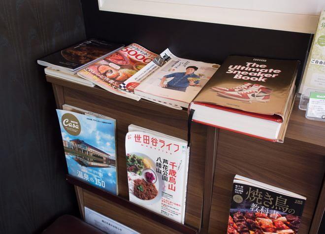 千歳烏山駅 バス6分 世田谷デンタルオフィスの院内写真3