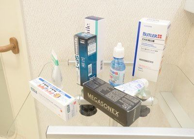 常陸津田駅 出口徒歩13分 津田歯科医院の院内写真1