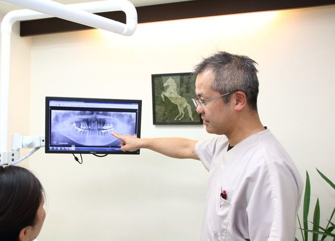 【新橋駅 2C出口徒歩3分】 汐留高橋歯科医院のスタッフ写真2