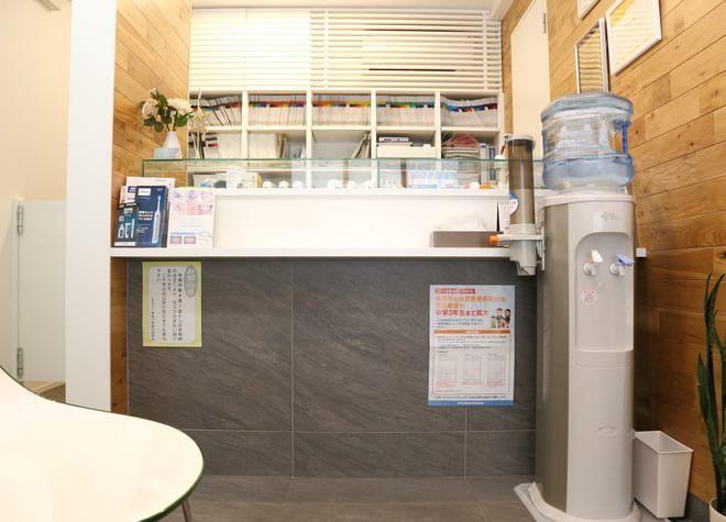 新横浜駅 JR篠原口徒歩 2分 はば歯科クリニック新横浜の院内写真5