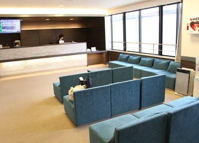 横浜駅 出口徒歩 8分 鶴見歯科医院の鶴見歯科医院 待合室写真5