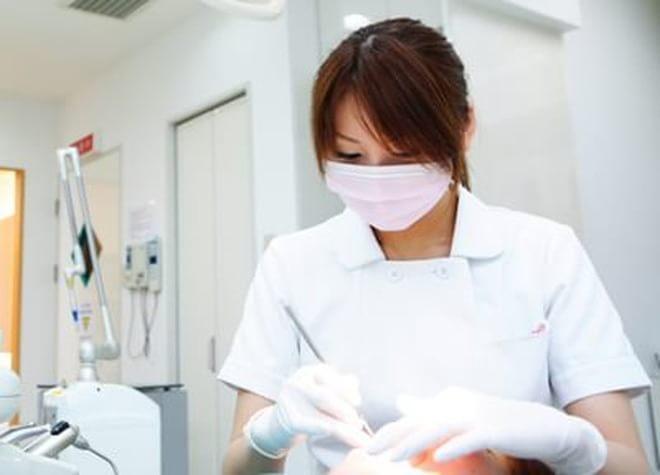 西大島駅 A1出口徒歩 1分 池田歯科クリニックのスタッフ写真2
