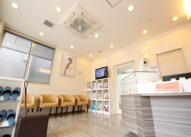 東岡崎駅 北出口徒歩 3分 岸本歯科の院内写真4