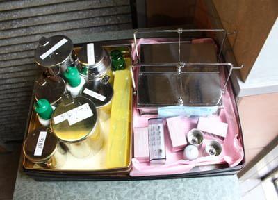多摩川駅 出口徒歩2分 さくらガーデンクリニック歯科口腔外科の院内写真6