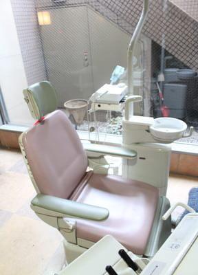 多摩川駅 出口徒歩2分 さくらガーデンクリニック歯科口腔外科の院内写真3
