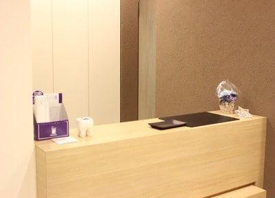 堺筋本町駅 1番出口徒歩8分 やすみつ歯科クリニックの院内写真4