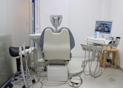 元田中駅 出口徒歩 10分 中谷歯科クリニックの診療室写真1