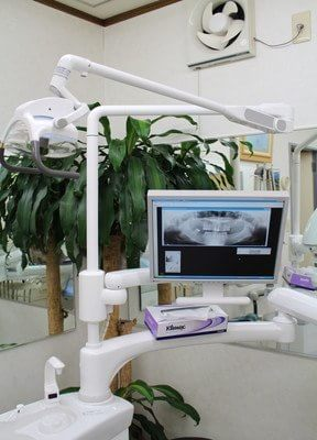 南千住駅 南口徒歩 14分 はしば歯科医院の院内写真6