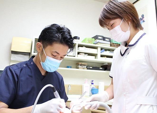 たかしま歯科の画像
