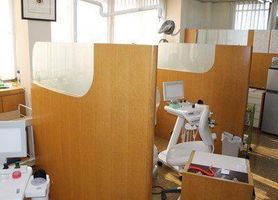 有松駅 南口徒歩 15分 はちや歯科の治療台写真3