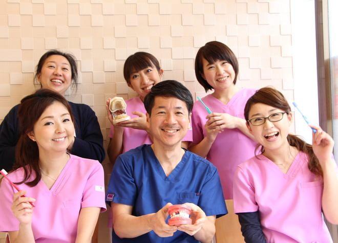 高田駅(神奈川県) 出口1車 6分 かにがやファミリー歯科の集合写真写真1