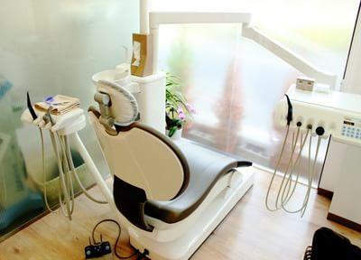 高田駅(神奈川県) 出口1車 6分 かにがやファミリー歯科の診療室の写真写真6